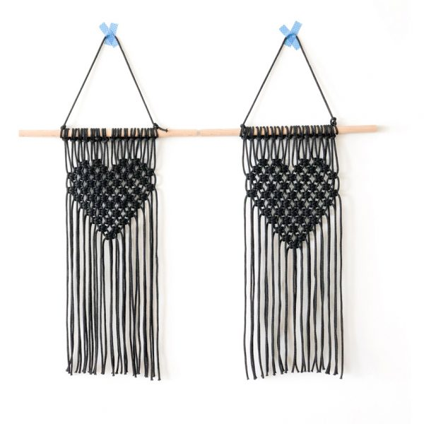 Black-macrame-in-landscape-